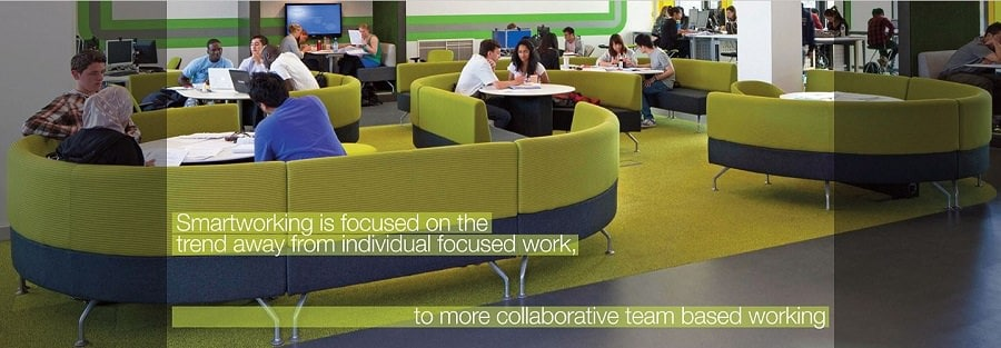 New office design thinking