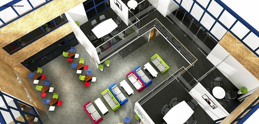 Office Design Visuals