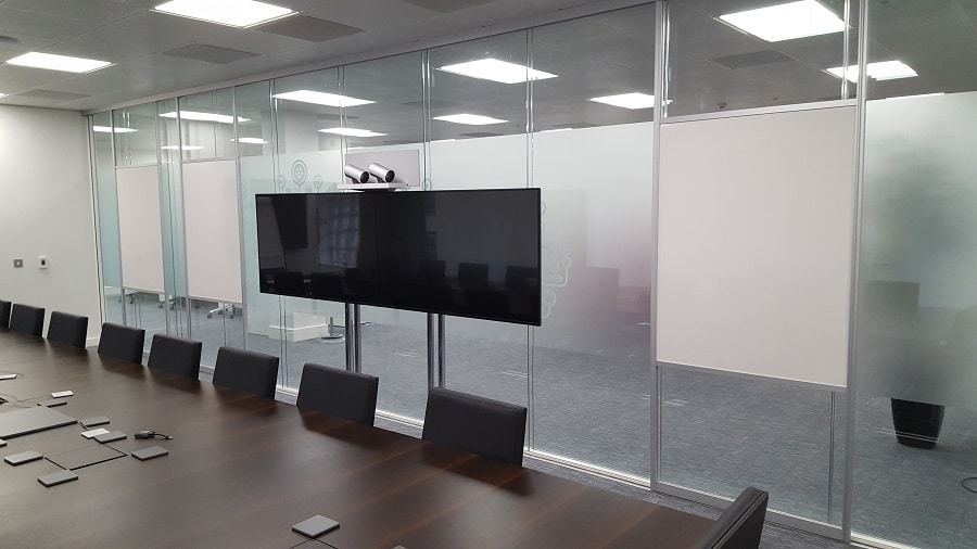 Whiteboards For Glass Meeting Room Fusion Office Design