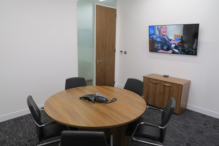 solicitors round meeting table