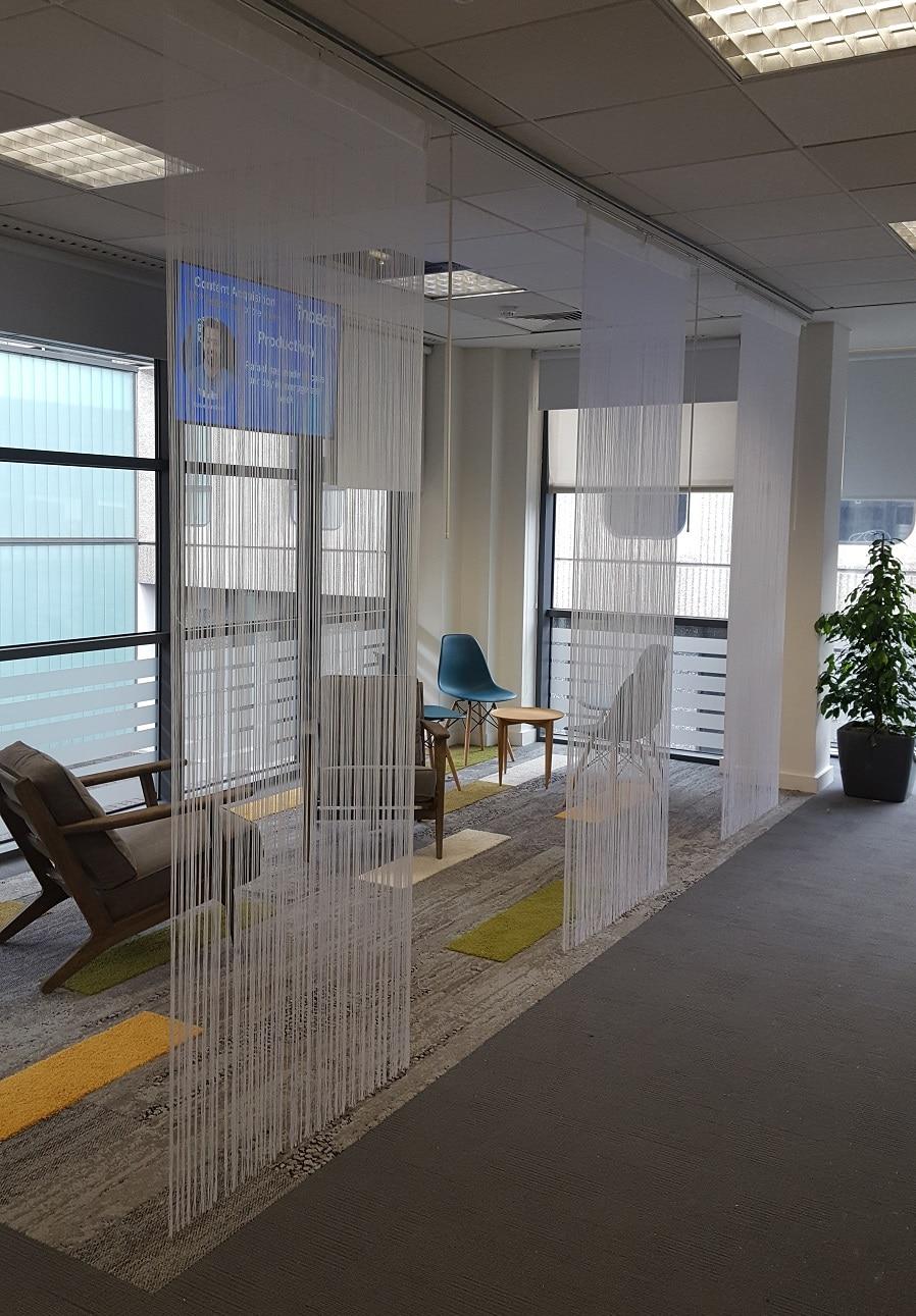 String Curtain Screens