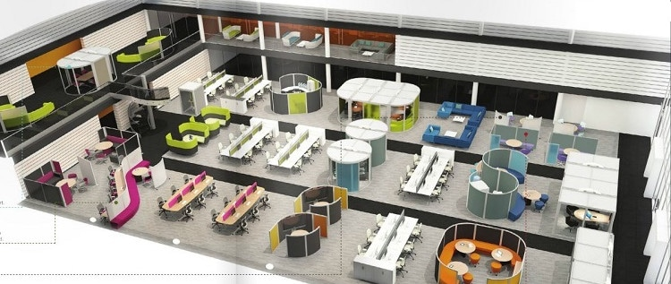 Improving satisfaction with office designs