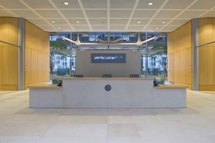 Reception Area Ideas Portfolio - Fusion Office Design