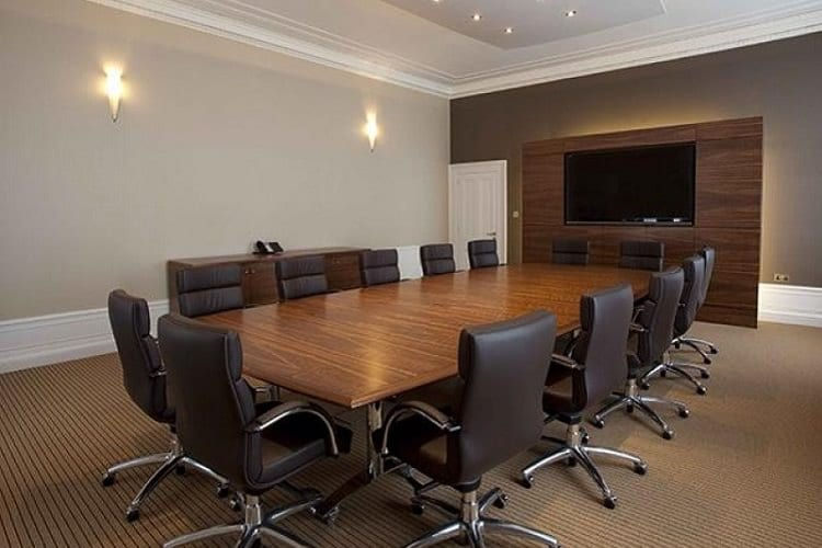 Flip Top Boardroom Tables Flip Top Meeting Tables Fusion