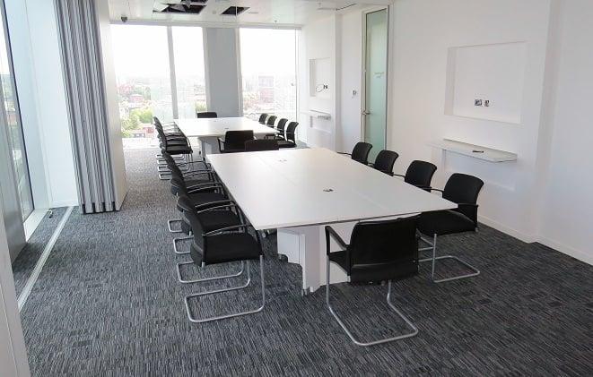 Folding Boardroom Tables Fusion Office Design