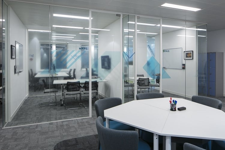 Office Interior Fit Out London