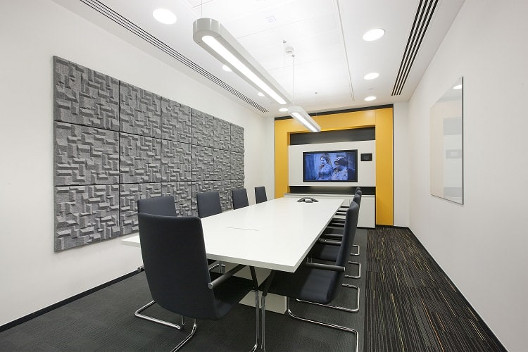 London's #1 Office Design Company: Fusion Office Design