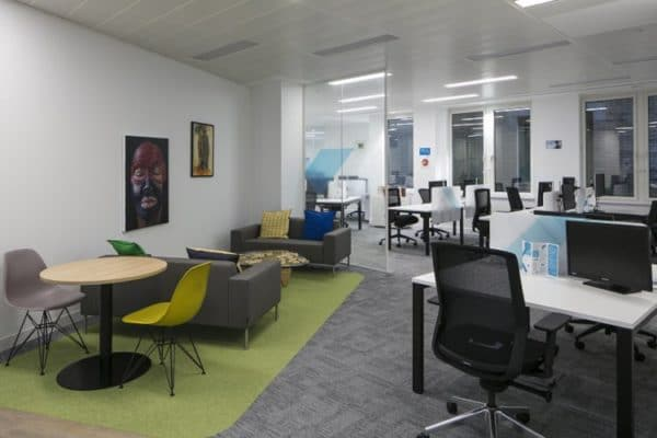 Office Design Services London