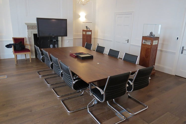 Folding Boardroom Tables Fusion Office Design - Folding boardroom table