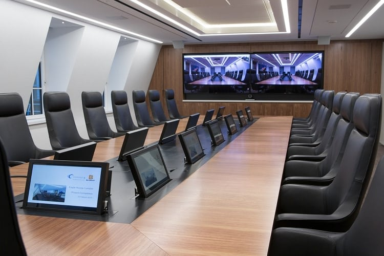 video conference tables