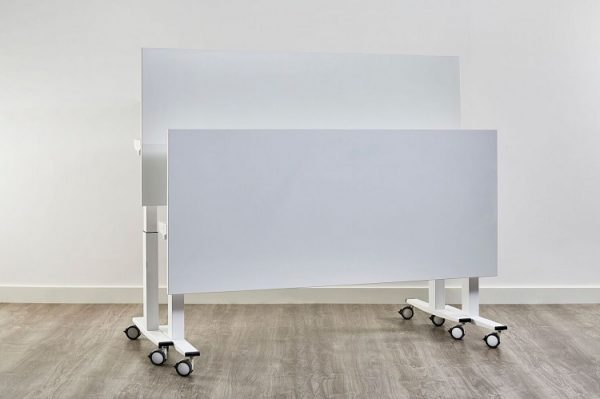 stand up tilt top meeting table