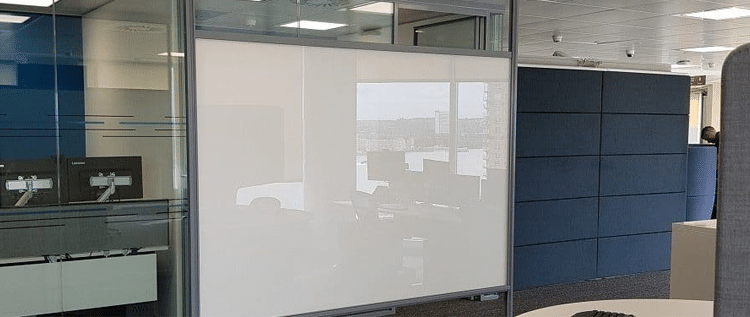 freestanding whiteboards