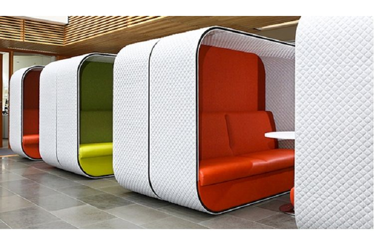 Breakout Seating Trends